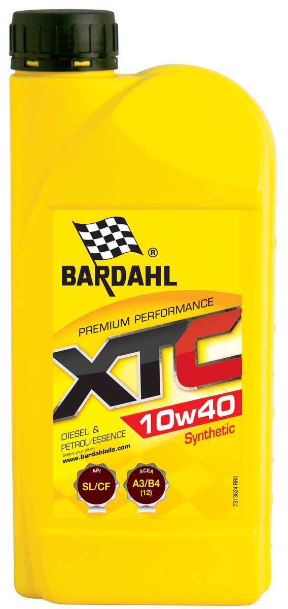 Масло моторное Bardahl XTС, полусинтетическое, 10W-40, 1 л1942003Полностью синтетическое моторное масло изготовлено с применением присадок последнего поколения для бензиновых и дизельных автомобилей. Уменьшает трение, устраняет отложения и уменьшает расход топлива. Хорошая защита двигателя. Bardahl XTS 0W30 дает отличную производительность при низкой температуре. Разработано для реализации программы Longlife 2 (VW). ACEA A1/B1 A5/B5 OEM VW 503.00, 506.00, 506.01