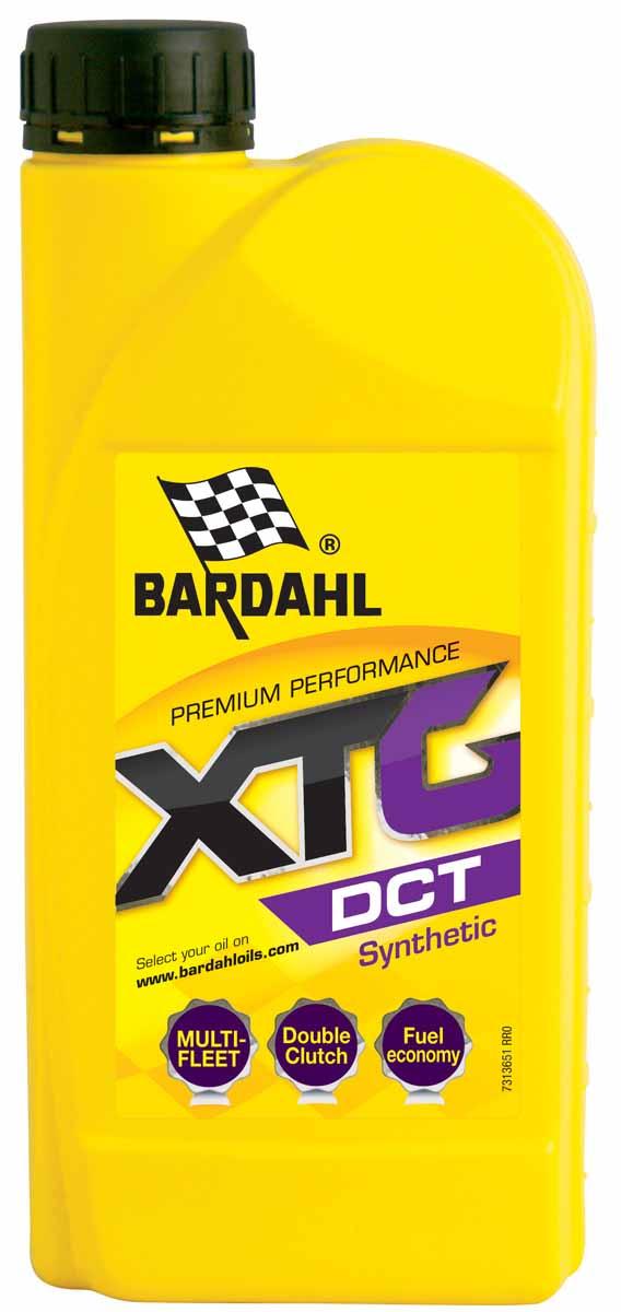 Масло трансмиссионное Bardahl XTG DCT, синтетическое, 1 л автоакустика lanzar dct 6kt