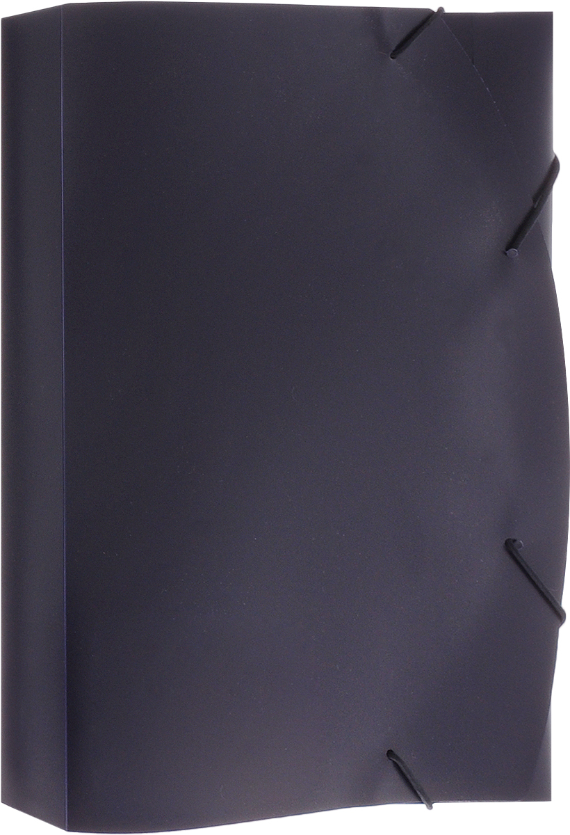 Albion Папка на резинке Basic цвет синий AL10925FS-36052Папка Albion Basic изготовлена из пластика высокого качества. Предназначена для транспортировки и хранения документов формата А4.Состоит из одного вместительного отделения. Закрывается папка при помощи резинки.Папка - это незаменимый атрибут для любого студента, школьника или офисного работника. Такая папка надежно сохранит ваши бумаги и сбережет их от повреждений, пыли и влаги.