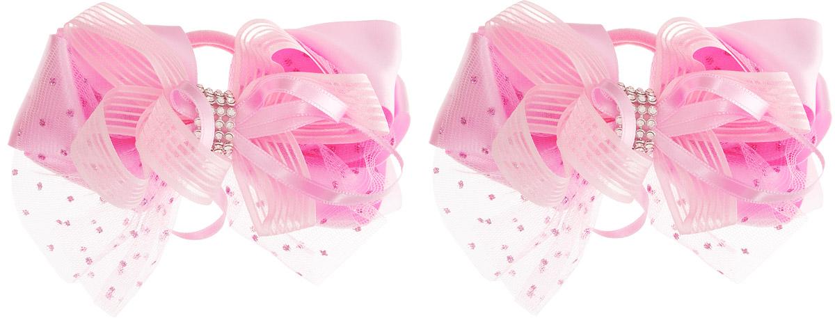 Babys Joy Бант для волос цвет розовый MN 7Satin Hair 7 BR730MNBabys Joy Бант для волос цвет розовый MN 7