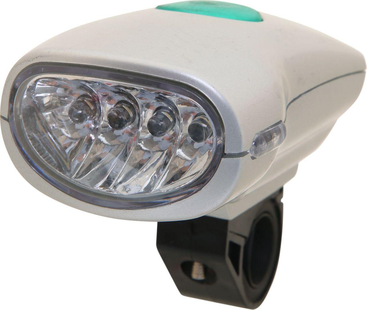 Фонарь велосипедный STG JY-822C, передний, 4 светодиода, 2 функцииFF718LiCDЛегкий и компактный передний фонарь. Используются 4 ярких светодиода, фонарь имеет 2 функции. Экономичное потребление энергии для долгой работы. Для питания используются батарейки АА 4шт, в комплект не входят.