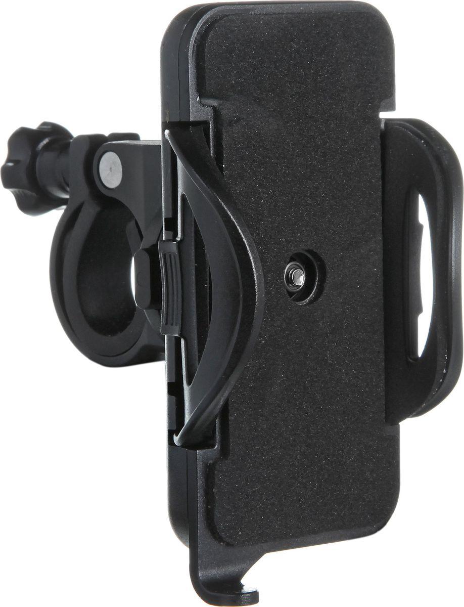 Держатель на руль STG, для смартфонов, Iphone, Samsung, GPSMHDR2G/AДержатель на руль STG предназначен для безопасного размещения телефона или навигатора в поле вашего зрения. Он позволит вам освободить руки на время поездки и в то же время ответить на звонок, свериться с картой и послушать любимую музыку. Прочный пластик обеспечит изделию долговечность, а мягкая накладка не повредит корпус электронного устройства.