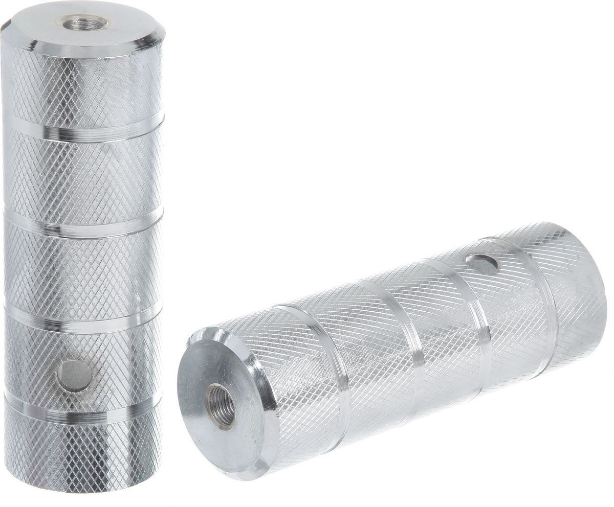 Пеги для BMX STG, диаметр 38 мм, длина 110 мм, цвет: хром. Х73987-5RivaCase 8460 aquamarineСтальные пеги для BMX, диаметр 38 мм, длина 110 мм.