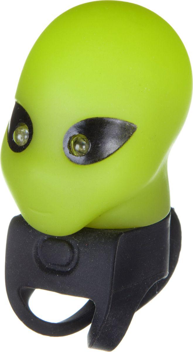Фонарь велосипедный STG JY5050, передний, со звонкомMW-1462-01-SR серебристыйВелосипедный фонарь с функцией звонка сделает вас более заметным в темное время суток.
