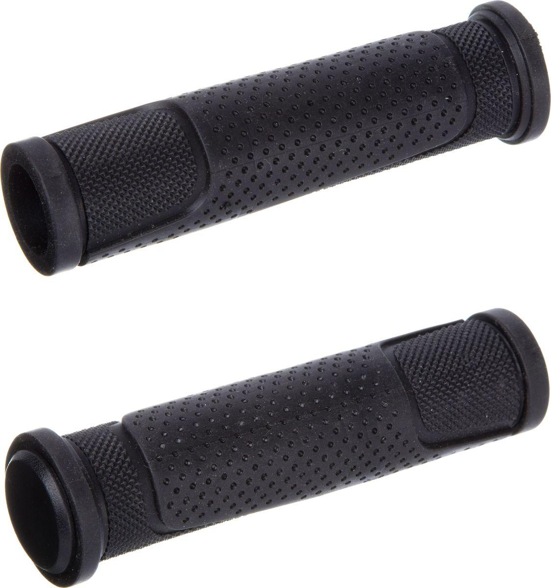 Грипсы STG HL-G305, цвет: черный, 135 ммZ90 blackГрипсы предназначены для увеличения сцепления рук с рулём. Длина 135 мм.