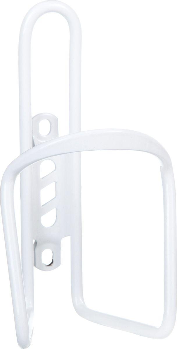 Флягодержатель велосипедный STG HX-Y14-02, цвет: белыйRivaCase 8460 blackФлягодержатель STG HX-Y14-02, выполненный из прочного алюминия, способен удерживать не только велофлягу, но и обычные пластиковые бутылки, закрепляется на руле велосипеда. Это незаменимая вещь для спортсменов и любителей длительных велосипедных прогулок. Благодаря держателю, фляга с водой будет у вас всегда под рукой.Крепление входит в комплект.
