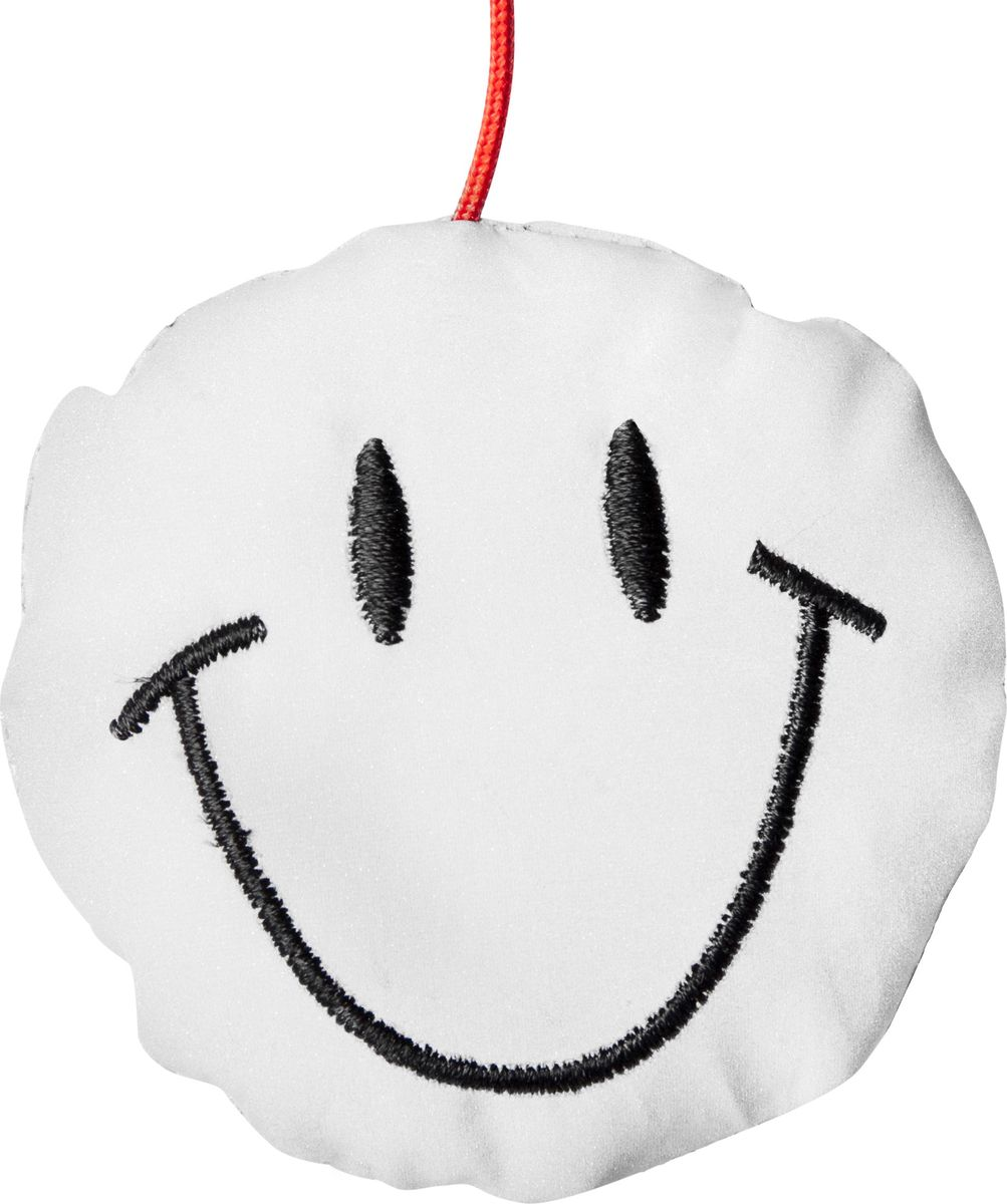 Светоотражатель STG Смайлик, игрушка. RT-604Х82813Светоотражающий брелок в виде футбольного мяча для рюкзака или ключей.