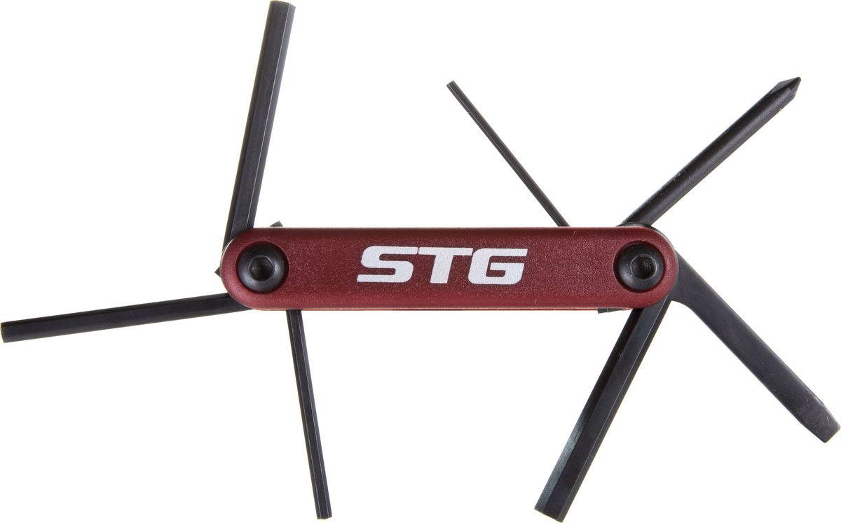 Ключи шестигранные STG