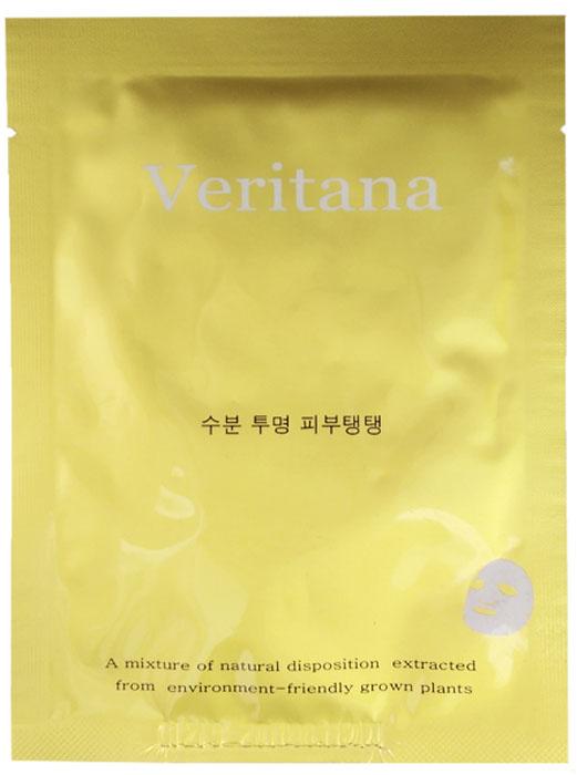 Jayeon MappingУвлажняющая маска для лица с зеленым чаем Veritana Moisture Mask, 23 гр Jayeon Mapping
