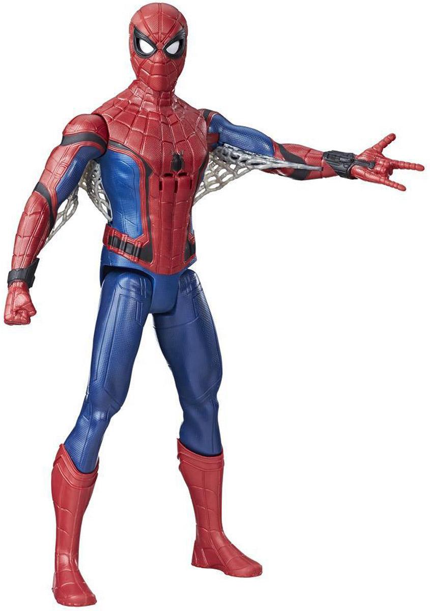 Spider-Man Фигурка функциональная Человек-Паук B9693 spider man человек паук на боевой машине