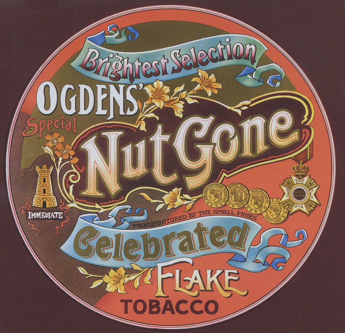 The Small Faces Small Faces. Ogdens Nut Gone Flake
