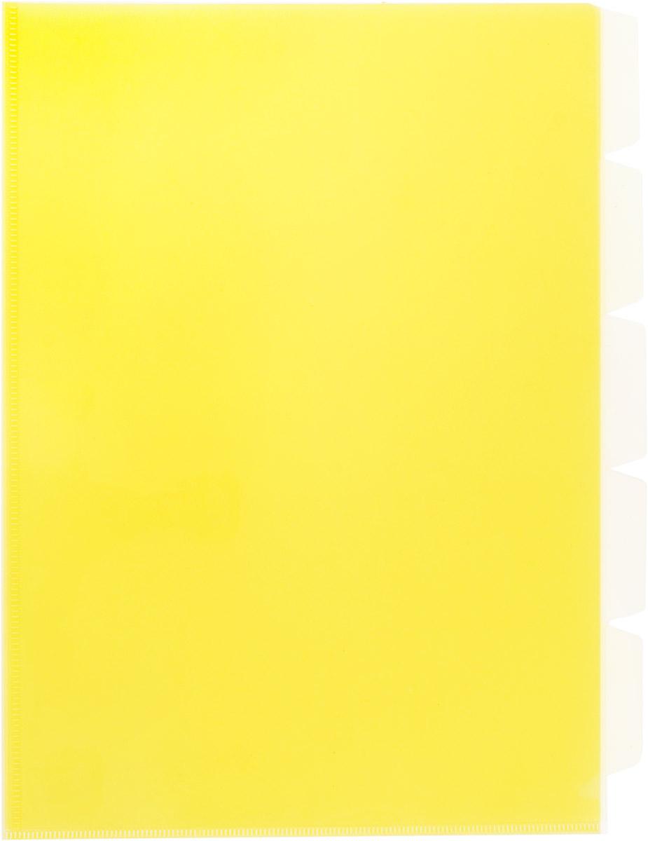 Albion Папка-уголок BasicC13S041944Папка-уголок Albion Basic подойдет для хранения документов и тетрадей, как для офисного работника, так и для студента или школьника. По форме это обычная папка-уголок формата А4, папка имеет пять отделений.Изготовлена папка из качественного пластика.