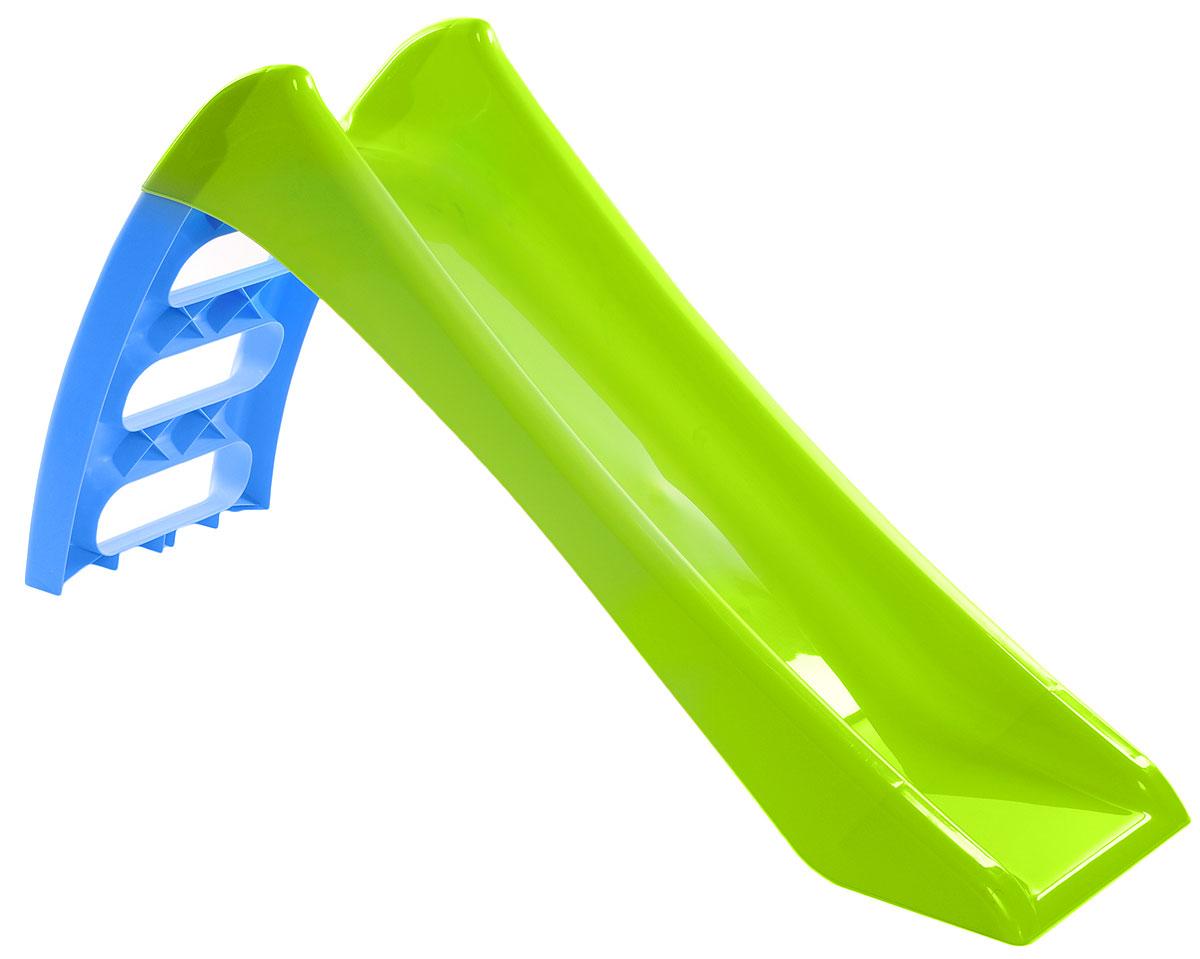 Moch Toys Детская горка цвет зеленый
