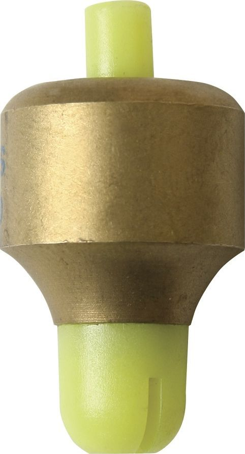 Глубомер Stonfo, цвет: золотой, желтый, 3 г. 236-3712-00038Глубомер это груз который крепится на крючок оснащённого удилища, для измерения глубины. Глубомеры отличаются весом, и могут иметь разный способ крепления. От обычной пробки, приклеенной к нижней части груза, до специального зажима, что намного удобнее.