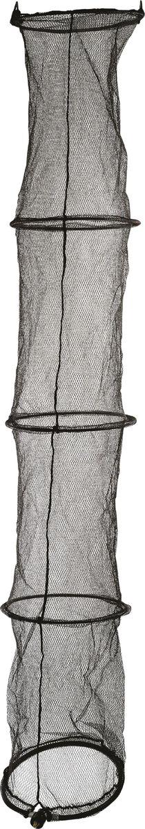 Садок Atemi, цвет: черный, 30 х 150 см. 705-08150807Садок круглый Atemi 705-08150 станет отличным дополнением к набору ваших рыболовных принадлежностей. Основное его назначение это сохранение свежести пойманной рыбы. Модель удобна и практична в использовании, отвечает всем требованиям, предъявляемым к данному виду продукции. Садок имеет круглое сечение, выполнен из высокопрочных материалов. Станет неотъемлемым элементом рыбалки для любого рыболова, который стремится к получению большого улова. Тип: садок круглый Диаметр: 30см Длина: 150см