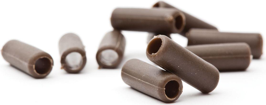 Бусинка буферная Power Carp, цвет: зеленый, коричневый. 712-00019578-Glove-4-MБусины буферные для защиты узлов - мягкие резиновые бусины камуфляжного зелёного и коричневого цветов защищают узлы от повреждений.Количество: 5 штцвет.: зеленый/коричневый ТМ Power Carp