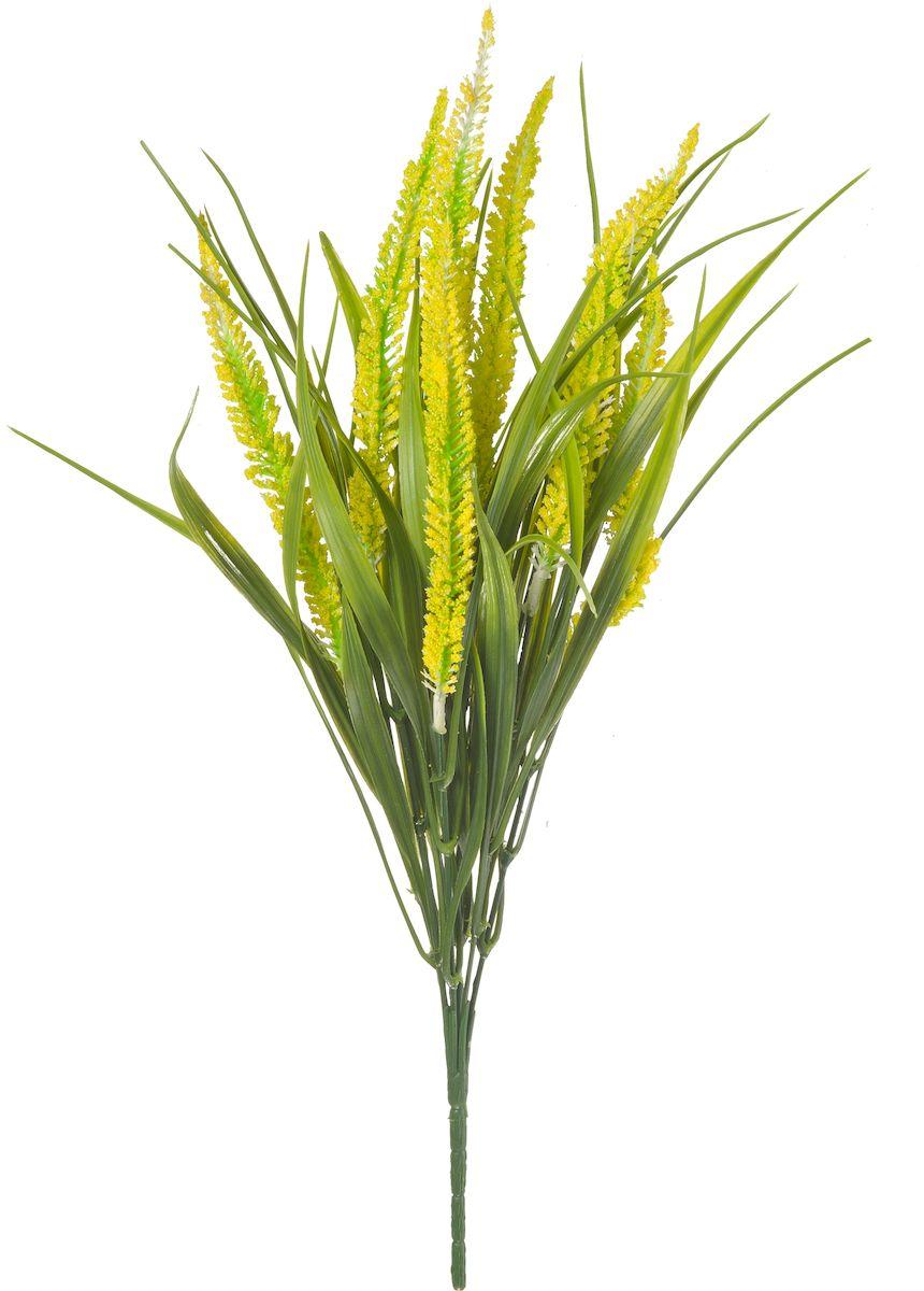 Цветы искусственные Engard Вереск, цвет: желтый, 40 смC0042415Искусственные цветы Engard - это популярное дизайнерское решение для создания природного колорита и индивидуальности в интерьере. Декоративный Вереск желтого цвета выполнен из высококачественного материала передающего неповторимую естественность и ничем не уступает живым цветам.Не требует постоянного ухода. Размер: 40 см.