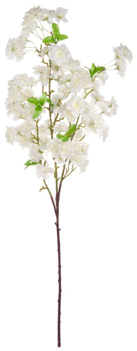Цветы искусственные Engard Сакура, 103 см531-301Искусственные цветы Engard - это популярное дизайнерское решение для создания природного колорита и индивидуальности в интерьере. Цветущая ветвь сакуры с неуловимым шлейфом облетевших нежно-белых и розовых соцветий создаст атмосферу романтики и гармонии в пространстве.Не требует постоянного ухода. Размер: 103 см.Цвет: белый/розовый.