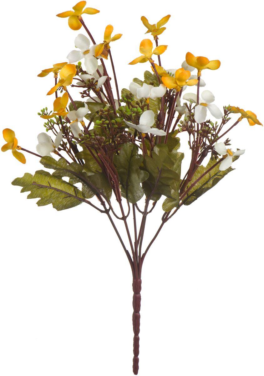 Цветок искусственный Engard Жасмин, цвет: желтый, 33 смB-YI-20желтИскусственные цветы Engard - это популярное дизайнерское решение для создания природного колорита и индивидуальности в интерьере. Искусственный жасмин сделан из высококачественного материала передающего неповторимую естественность и легкость. Не требует постоянного ухода. Высота: 33 см.