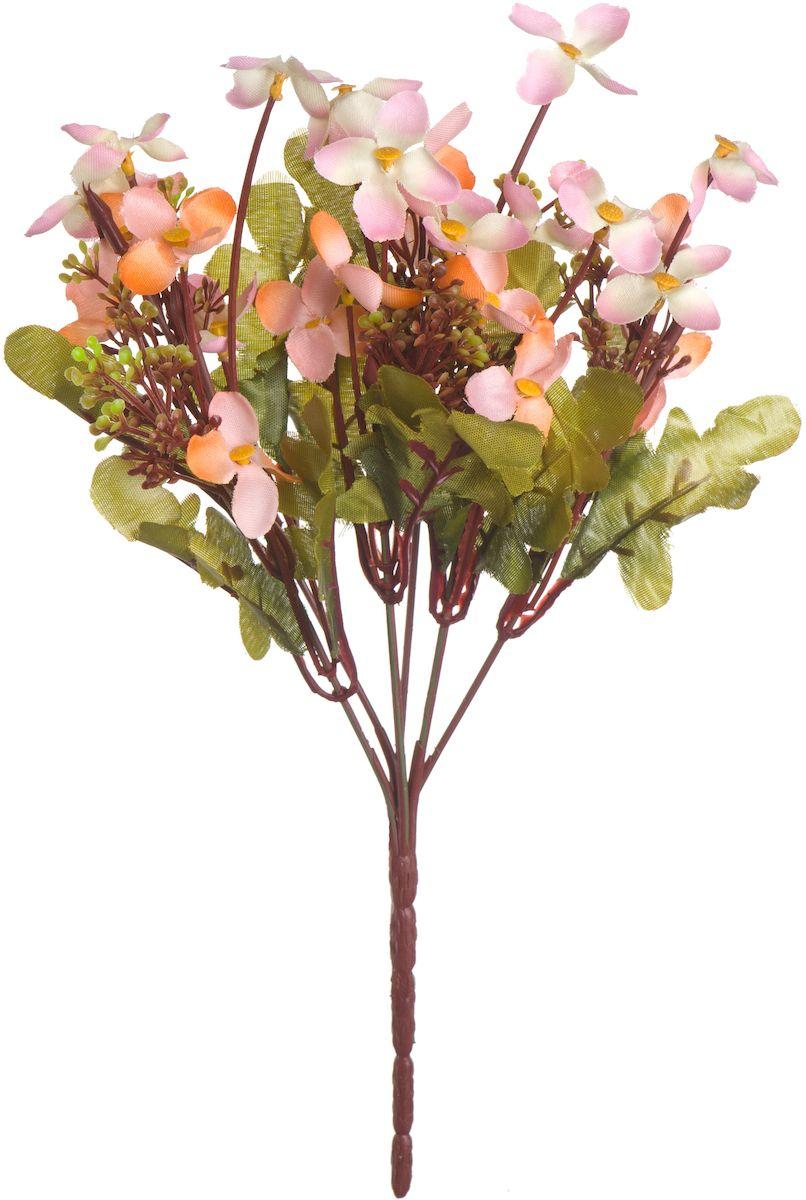 Цветок искусственный Engard Жасмин, цвет: розовый, 33 см531-402Искусственные цветы Engard - это популярное дизайнерское решение для создания природного колорита и индивидуальности в интерьере. Искусственный жасмин сделан из высококачественного материала передающего неповторимую естественность и легкость. Не требует постоянного ухода. Размер: 33 см.Цвет: розовый/желтый/сиреневый.