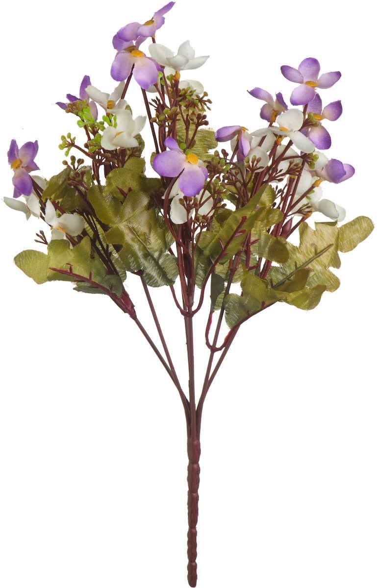 Цветок искусственный Engard Жасмин, цвет: сиреневый, 33 см531-402Искусственные цветы Engard - это популярное дизайнерское решение для создания природного колорита и индивидуальности в интерьере. Искусственный жасмин сделан из высококачественного материала передающего неповторимую естественность и легкость. Не требует постоянного ухода. Размер: 33 см.Цвет: розовый/желтый/сиреневый.