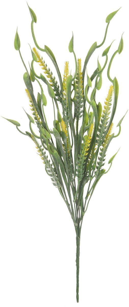 Цветы искусственные Engard Эримурус, цвет: желтый, 430C0038550Искусственные цветы Engard - это популярное дизайнерское решение для создания природного колорита и индивидуальности в интерьере. Декоративный эримурус желтого цвета выполнен из высококачественного материала передающего неповторимую естественность и является достойной альтернативой натуральным цветам. Необычные размеры и броские формы соцветий отлично подходят для создания эксклюзивных композиций. Не требует постоянного ухода. Размер: 43 см.