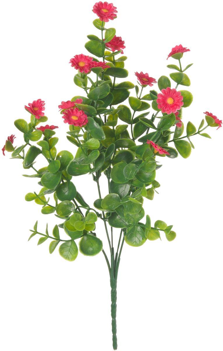 Цветы искусственные Engard Полевой цветок, цвет: красный, 30 смC0038550Искусственные цветы Engard - это популярное дизайнерское решение для создания природного колорита и индивидуальности в интерьере.Искусственный полевой цветок красного цвета выполнен из высококачественного материала передающего неповторимую естественность и является достойной альтернативой живым цветам. Не требует постоянного ухода. Размер: 30 см.