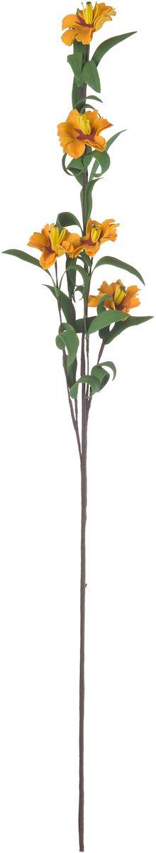 Цветы искусственные Engard Мимулюс, цвет: желтый, 69 см531-402Искусственные цветы Engard - это популярное дизайнерское решение для создания природного колорита и индивидуальности в интерьере. Изящный мимулюс желтого цвета выглядит выполнен из реалистичного материала передающего неповторимую естественность и является достойной альтернативой живым цветам.Не требует постоянного ухода. Размер: 69 см.