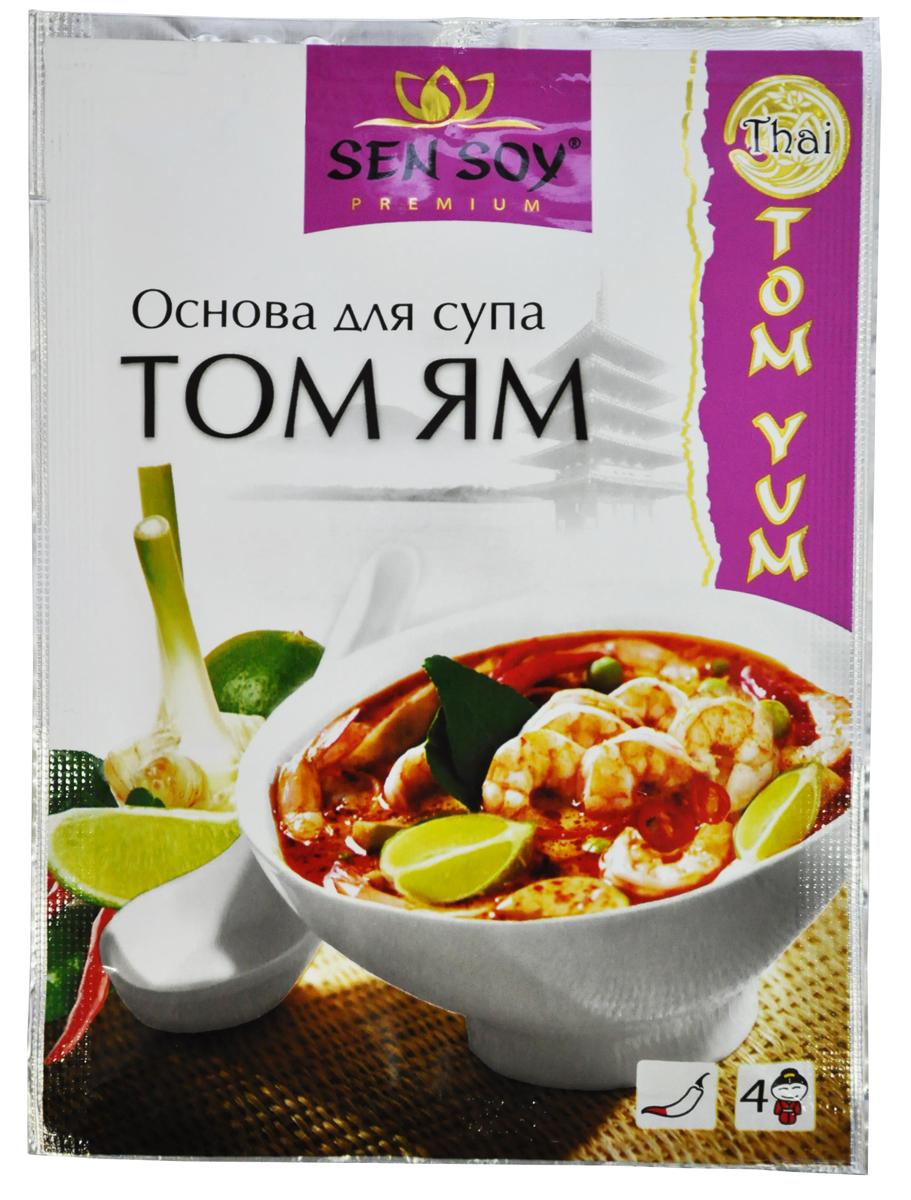 Sen Soy Том Ям основа для супа, 80 г