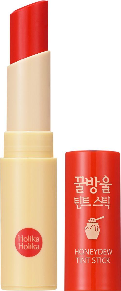 Holika Holika Тинт-бальзам Хани Дью, тон 02, грейпфрут,20013048Тинт-бальзам на основе меда манука увлажняет и смягчает губы, лечит мелкие трещинки и кожу вокруг губ, придает губам сочный цвет.