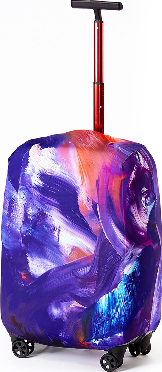 Чехол для чемодана RATEL Сирень. Размер M (высота чемодана: 57-64 см.)M0212 10 N1WСтильный и практичный чехол RATEL создан для защиты Вашего чемодана. Размер М предназначен для средних чемоданов высотой от 65 см до 74 см. Благодаря очень прочной и эластичной ткани чехол RATEL отлично садится на любой чемодан. Все важные части чемодана полностью защищены, а для боковых ручек предусмотрены две потайные молнии. Внизу чехла - упрочненная молния-трактор. Наличие запатентованного кармашка служит ориентиром и позволяет быстро и правильно надеть чехол на чемодан. Ткань чехла – приятна на ощупь, легко стирается и долго сохраняет свой первоначальный вид. Назначение чехла RATEL: Защищает чемодан от пыли, грязи иразных повреждений.Экономит Вашиденьги и время на обмотке пленкой чемодана в аэропорту.Защищает Ваш багаж от вскрытия.Предупреждает перевес. Чехол легко и быстро снять с чемодана и переложить лишние вещи,в отличие от обмотки.Яркая индивидуальность. Вы никогда не перепутаете свой чемодан счужим как на багажной ленте в аэропорту, так ив туристическом автобусе.Легкийи компактный, не добавляет веса, не занимает места. Складывается сам в себя.Характеристики:Тип: чехол для чемоданаРазмер чемодана: М (высота чемодана: 65 см.-74 см.) Материал: Бифлекс, плотность - 240 грамм.Тип застежки: молнияСтрана изготовитель: РоссияУпаковка: пакетРазмер упаковки: 20 см. х 1,5 см. х 16 см.Вес в упаковке: 190 грамм