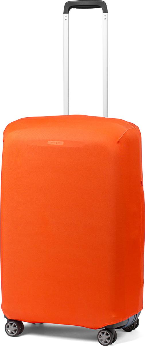 Чехол для чемодана RATEL Оранж. Размер L (высота чемодана: 65-75 см.)332515-2800Стильный и практичный чехол RATEL всегда защитит ваш чемодан. Размер L предназначен для больших чемоданов высотой от 65 см до75 см (только высота чемодана без учета высоты колес). Благодаря прочной иэластичной ткани чехол RATEL отлично садится на любой чемодан. Все важные части чемодана полностью защищены, а для боковых ручек предусмотрены две потайные молнии. Внизу чехла - упрочненная молния-трактор. Ткань чехла приятная на ощупь, не скользит и легко надевается на чемодан. Наличие запатентованного кармашка на чехле служит ориентиром и позволяет быстро и правильнонадеть чехол.Назначение чехла Ratel:Защищает чемодан от пыли, грязи иразных повреждений. Экономит ваши деньги и время на обмотке пленкой чемодана в аэропорту. Защищает ваш багаж от вскрытия. Предупреждает перевес. Чехол легко и быстро снять с чемодана и переложить лишние вещи, в отличие от обмотки. Яркая индивидуальность. Вы никогда не перепутаете свой чемодан с чужим как на багажной ленте в аэропорту, так ив туристическом автобусе. Легкий и компактный, не добавляет веса, не занимает места. Складывается сам в себя. Характеристики:Материал: бифлекс, плотность - 240 грамм.Тип застежки: молния. Размер чемодана: L (высота чемодана 65-75 см без учета высоты колес).