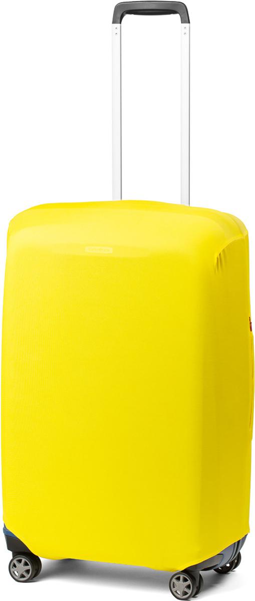 Чехол для чемодана RATEL Лимон. Размер L (высота чемодана: 65-75 см.)B010LСтильный и практичный чехол RATEL всегда защитит ваш чемодан. Размер L предназначен для больших чемоданов высотой от 65 см до75 см (только высота чемодана без учета высоты колес). Благодаря прочной иэластичной ткани чехол RATEL отлично садится на любой чемодан. Все важные части чемодана полностью защищены, а для боковых ручек предусмотрены две потайные молнии. Внизу чехла - упрочненная молния-трактор. Ткань чехла приятная на ощупь, не скользит и легко надевается на чемодан. Наличие запатентованного кармашка на чехле служит ориентиром и позволяет быстро и правильнонадеть чехол.Назначение чехла Ratel:Защищает чемодан от пыли, грязи иразных повреждений. Экономит ваши деньги и время на обмотке пленкой чемодана в аэропорту. Защищает ваш багаж от вскрытия. Предупреждает перевес. Чехол легко и быстро снять с чемодана и переложить лишние вещи, в отличие от обмотки. Яркая индивидуальность. Вы никогда не перепутаете свой чемодан с чужим как на багажной ленте в аэропорту, так ив туристическом автобусе. Легкий и компактный, не добавляет веса, не занимает места. Складывается сам в себя. Характеристики:Материал: бифлекс, плотность - 240 грамм.Тип застежки: молния. Размер чемодана: L (высота чемодана 65-75 см без учета высоты колес).