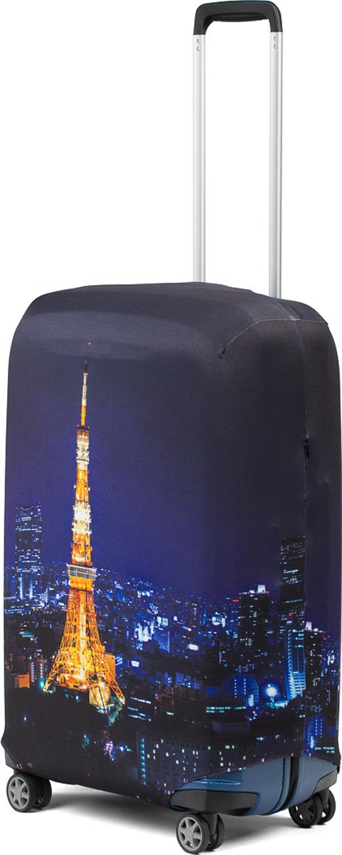 Чехол для чемоданаRATEL Париж. Размер L (высота чемодана: 64-72 см.)ГризлиСтильный и практичный чехол RATEL создан для защиты Вашего чемодана. Размер L предназначен для больших чемоданов высотой от 64 см до72 см. Благодаря очень прочной и эластичной ткани чехол RATEL отлично садится на любой чемодан. Все важные части чемодана полностью защищены, а для боковых ручек предусмотрены две потайные молнии. Внизу чехла - упрочненная молния-трактор. Наличие запатентованного кармашка служит ориентиром и позволяет быстро и правильно надеть чехол на чемодан. Ткань чехла – приятна на ощупь, легко стирается и долго сохраняет свой первоначальный вид. Назначение чехла RATEL: Защищает чемодан от пыли, грязи иразных повреждений.Экономит Вашиденьги и время на обмотке пленкой чемодана в аэропорту. Защищает Ваш багаж от вскрытия. Предупреждает перевес. Чехол легко и быстро снять с чемодана и переложить лишние вещи,в отличие от обмотки. Яркая индивидуальность. Вы никогда не перепутаете свой чемодан счужим как на багажной ленте в аэропорту, так ив туристическом автобусе. Легкийи компактный, не добавляет веса, не занимает места. Складывается сам в себя.Характеристики:Тип: чехол для чемоданаРазмер чемодана: М (высота чемодана: 64 см. - 72 см.) Материал: Бифлекс, плотность - 240 грамм.Тип застежки: молнияСтрана изготовитель: РоссияУпаковка: пакетРазмер упаковки: 20 см. х 1,5 см. х 16 см. Вес в упаковке: 200 грамм.