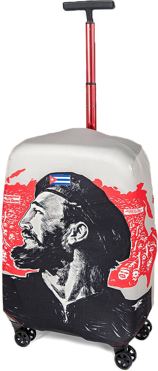 Чехол для чемодана RATEL  Куба . Размер L (высота чемодана: 64-72 см.) - Чехлы для чемоданов