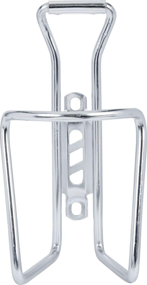 Флягодержатель велосипедный STG HX-Y14-02Х47273Флягодержатель STG HX-Y14-02, выполненный из прочного алюминия, способен удерживать не только велофлягу, но и обычные пластиковые бутылки, закрепляется на руле велосипеда. Это незаменимая вещь для спортсменов и любителей длительных велосипедных прогулок. Благодаря держателю, фляга с водой будет у вас всегда под рукой.Крепление входит в комплект.