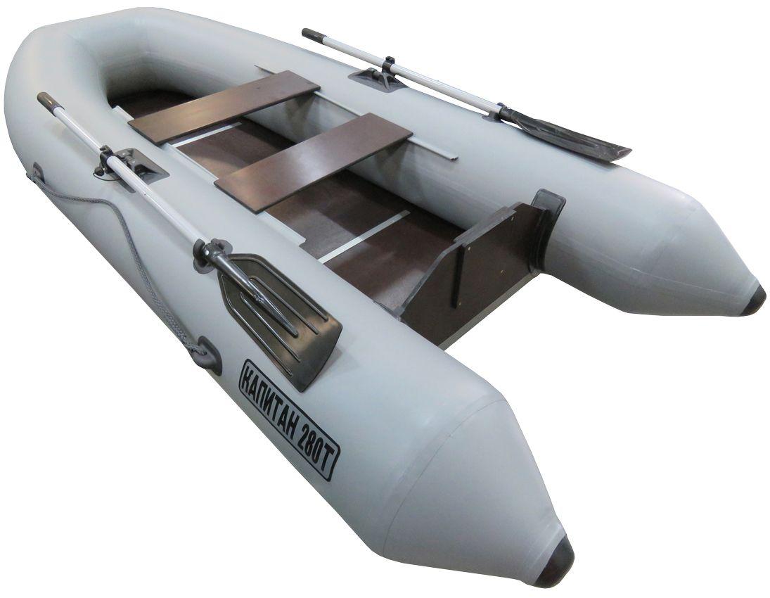 Лодка Тонар Капитан, цвет: серый130920Надувная гребная лодка КАПИТАН - предназначена для рыбалки, охоты, туризма и активного отдыха на воде. Относится к классу лодок повышенной грузоподъемности. Лодка КАПИТАН подойдет тем, кто отправляется в длительный поход со значительным количеством груза, или просто хотел бы чувствовать себя в лодке свободно и комфортно. Лодка обладает повышенным внутренним объемом и вместительностью, имеет два герметичных отсека: носовой и кормовой. Уключины расположены над стыком отсеков, что позволяет грести в случае пробоя кормы или носа. В соответствии с требованиями сертификации, плавучесть лодки и заявленная грузоподъемность обеспечиваются даже при пробое любого из двух отсеков. Лодка отличается хорошими ходовыми качествами под веслами. При изготовлении лодок применяется армированная ткань ПВХ плотностью 750 г/м2, а также лучшие комплектующие, представленные на рынке. Технические характеристики лодки КАПИТАН: Длина наибольшая - 2,80 м. Ширина наибольшая - 1,20 м. Диаметр баллона наибольший - 0,35 м. Масса изделия в комплекте – 13,5 кг. Грузоподъемность - 220 кг. Пассажировместимость - 2 человека. Количество герметичных отсеков - 2 шт. Рабочее давление в баллоне - 0,18 кгс/см2. Габариты лодки в упаковке - 0,75 х 0,4 х 0,3 м.