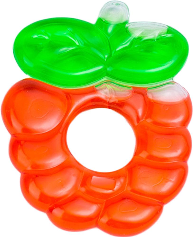 Canpol Babies Прорезыватель охлаждающий Ягодка цвет красный  прорезыватель охлаждающий canpol babies fruits ягодка фиолетовый