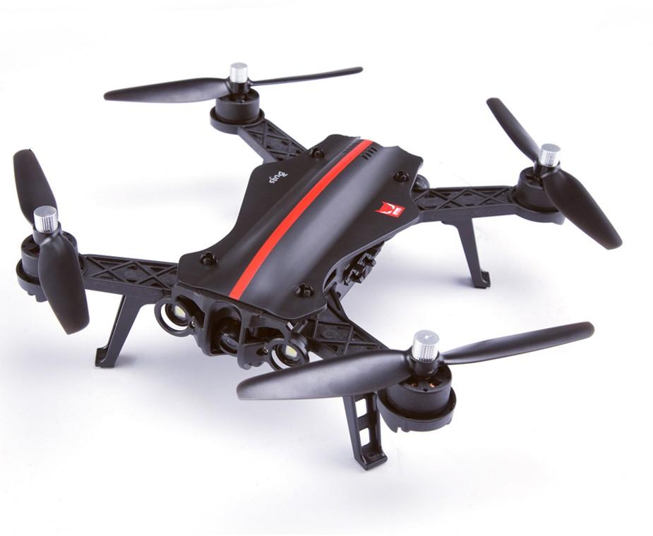 MJX Гоночный квадрокоптер Bugs-8 с камерой и монитором