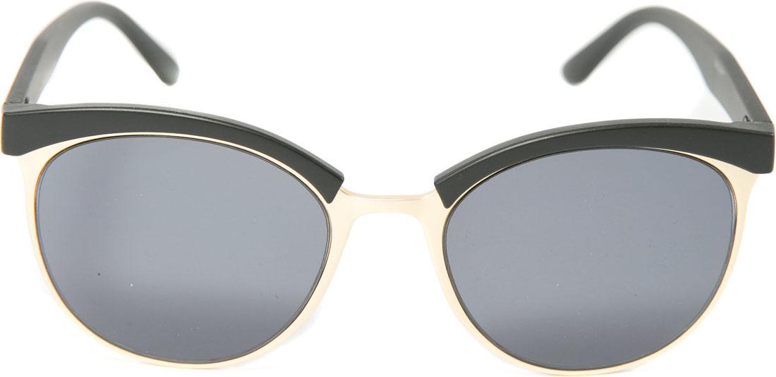 Очки солнцезащитные Mitya Veselkov, цвет: черный. OS-245INT-06501Стильные солнцезащитные очки станут прекрасным и модным аксессуаром для Вас и защитят от УФ лучей.