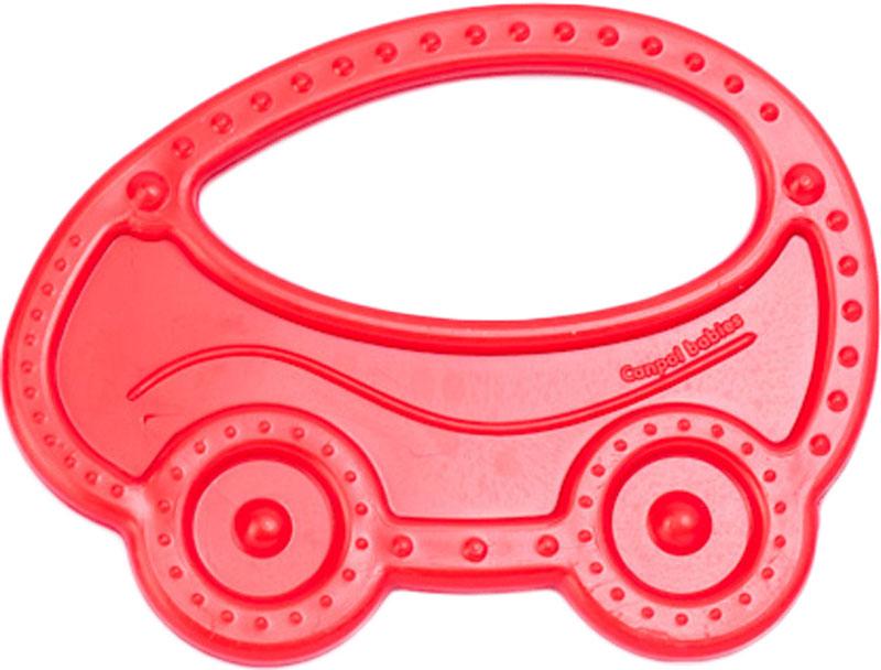 Canpol Babies Прорезыватель Машинка цвет красный