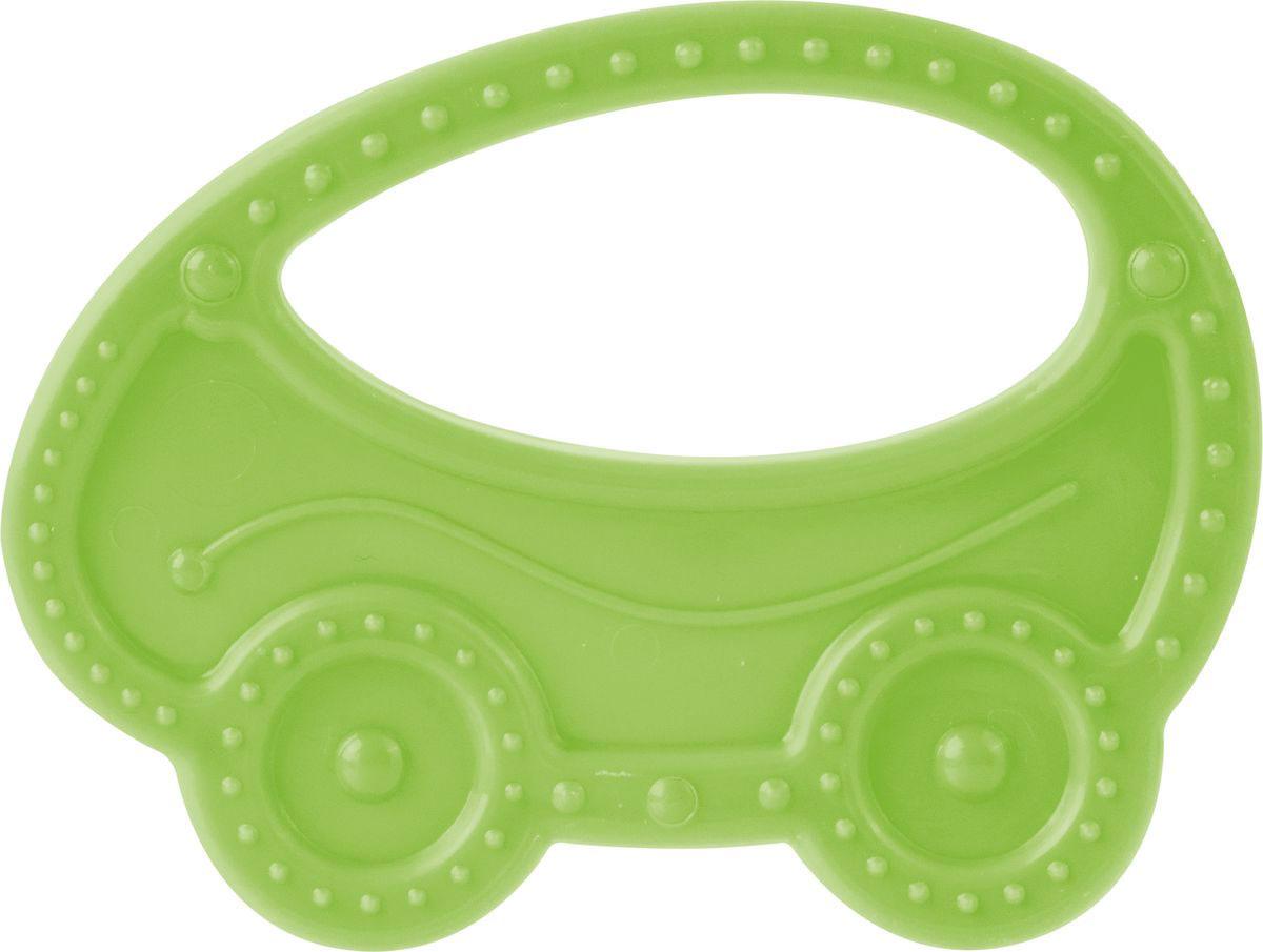 Canpol Babies Прорезыватель Машинка цвет зеленый