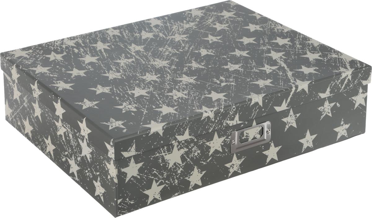Коробка для хранения, цвет: хаки, бежевыйБрелок для ключейКоробкадля хранения изготовлена из высококачественного плотного картонаи оформлена оригинальным принтом. Она предназначена для хранения обуви или различных мелочей. Изделие закрывается с помощью крышки. Такая коробка для хранения идеальное решение для аккуратного хранения вещей.Размер коробки: 31 х 43 х 10,5 см.