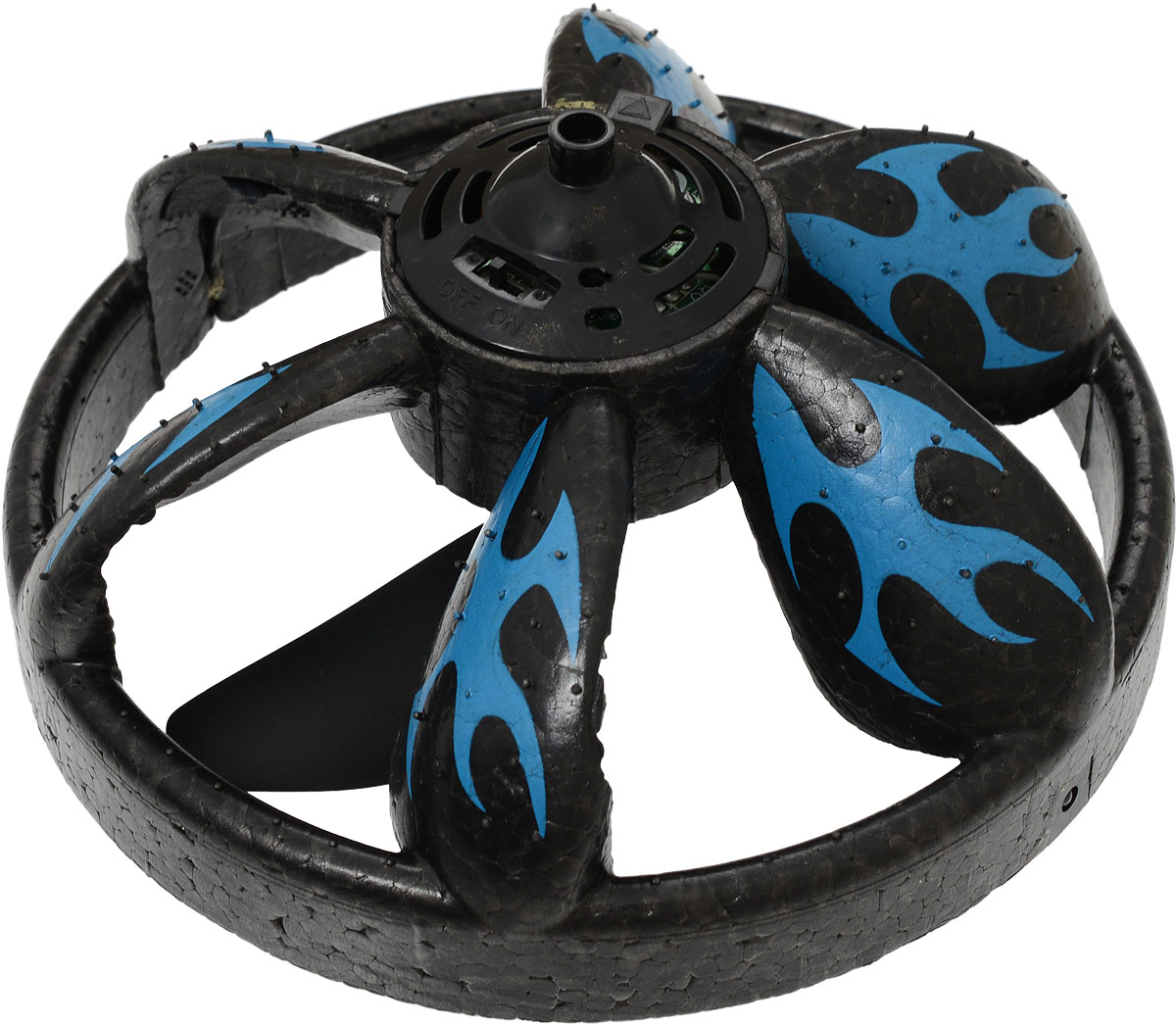 S+S Toys Летающая тарелка Плазмодиум на инфракрасном управлении - Радиоуправляемые игрушки
