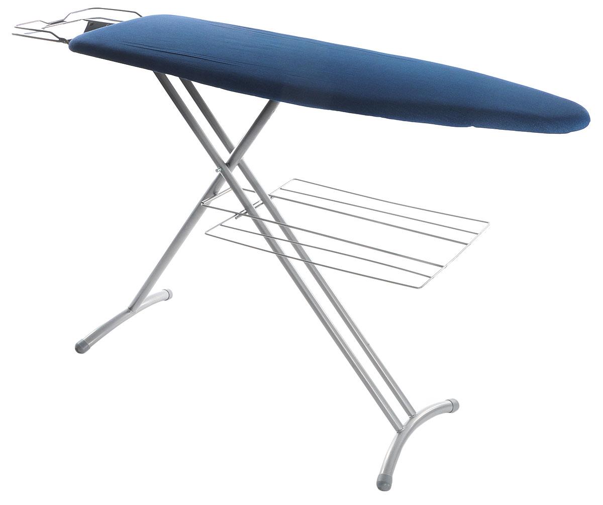 Ves YJ-1348U гладильная доскаIR-F1-WVes YJ-1348U - современная гладильная доска, которая имеет устойчивые ножки из стальных труб с пластиковыми наконечниками. Данная модель также оснащена подставкой для утюга и паропроницаемой поверхностью столешницы.Максимальная высота: 79 смРозеткаПоверхность столешницы - 91 х 33 смСъемный чехол