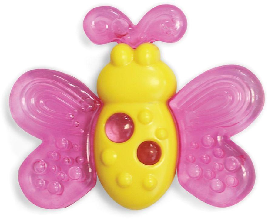 Lubby Игрушка-прорезыватель Бабочка от 4 месяцев