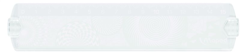 Maped Линейка Geocustom 15 см