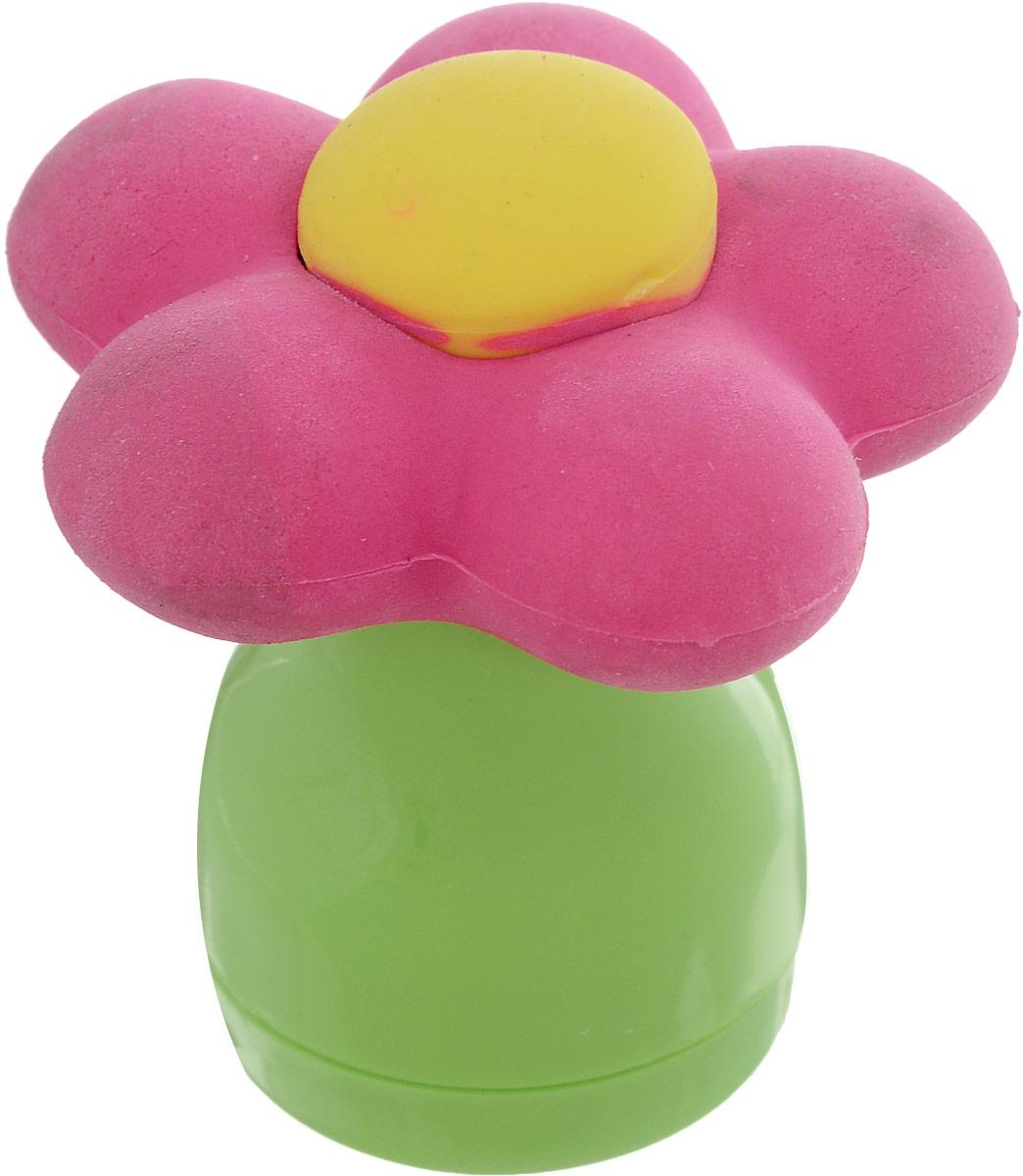 Brunnen Точилка Цветок с ластиком цвет красный зеленыйFS-36052Удобная точилка в пластиковом корпусе в виде цветка на толстой ножке, предназначена для затачивания карандашей. Острое стальное лезвие обеспечивает высококачественную и точную заточку. Карандаш затачивается легко и аккуратно, а опилки после заточки остаются в специальном контейнере. Точилка дополнена ластиком-цветком.