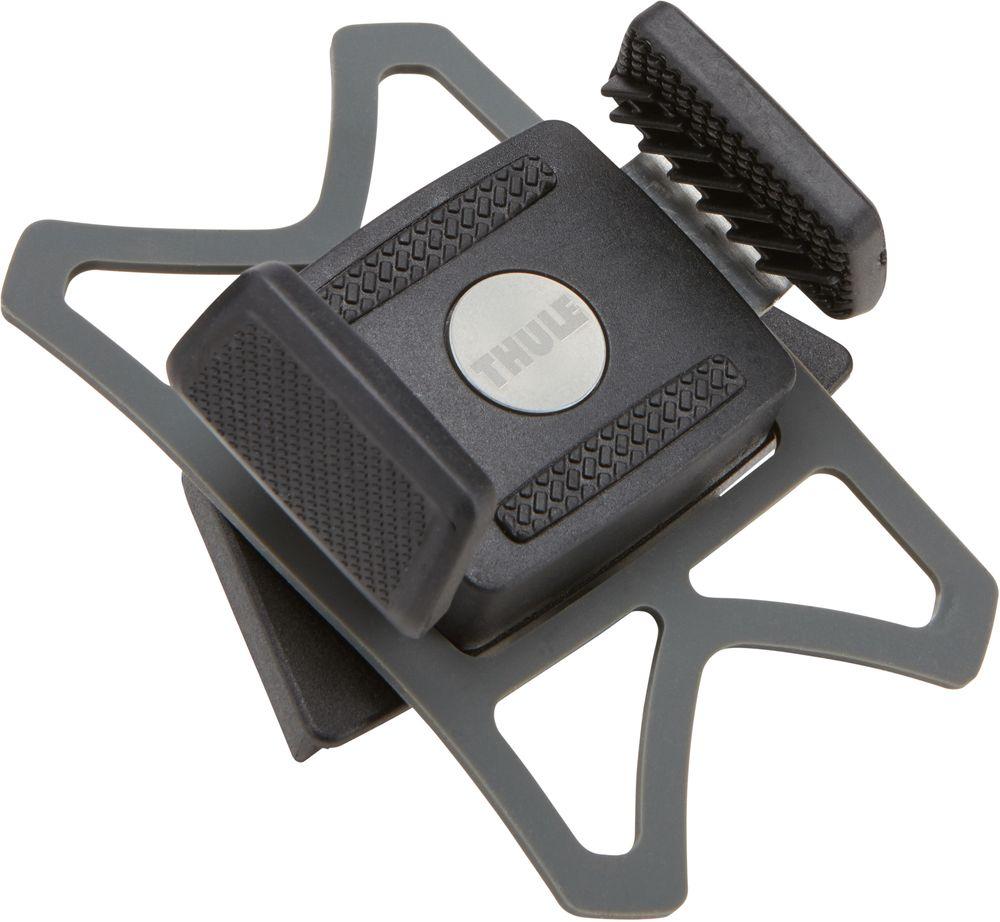 Велокрепление для телефона Thule Pack?n Pedal, с держателемMHDR2G/AКрепление на руль для смартфона в комплекте с держателем Thule Pack?n Pedal