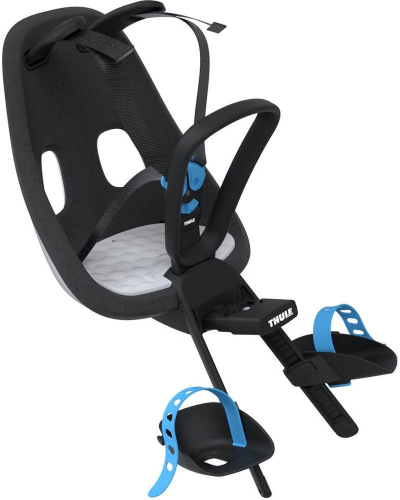 Детское велокресло Thule Yepp Nexxt Mini, цвет: белыйГризлиДетское велосипедное кресло для установки на раму велосипеда.